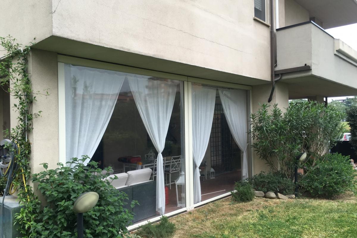 Tenda mod. veranda invernale in cristal