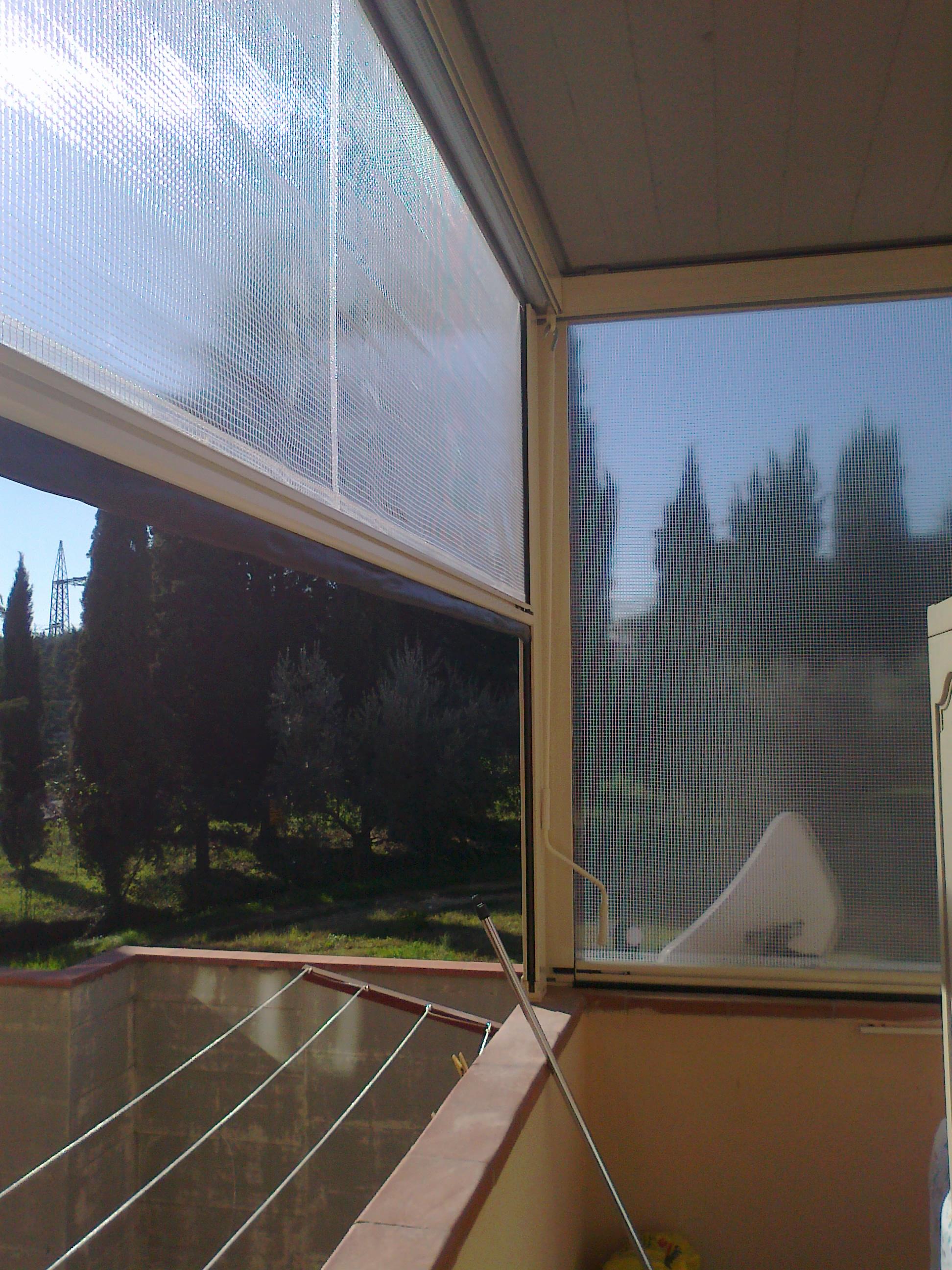 Tenda mod. veranda invernale in vinitex